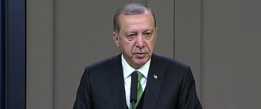 Erdoğan'danRusya ziyareti öncesi açıklama