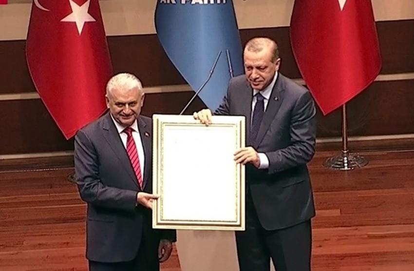 """Erdoğan: """"Yuvama, sevdama, aşkıma bugün yeniden dönüyorum"""""""
