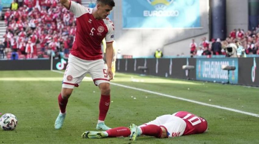 Eriksen'in yaşam savaşı verdiği anda UEFA'nın maçın devam etmesi için baskı yaptığı iddia edildi