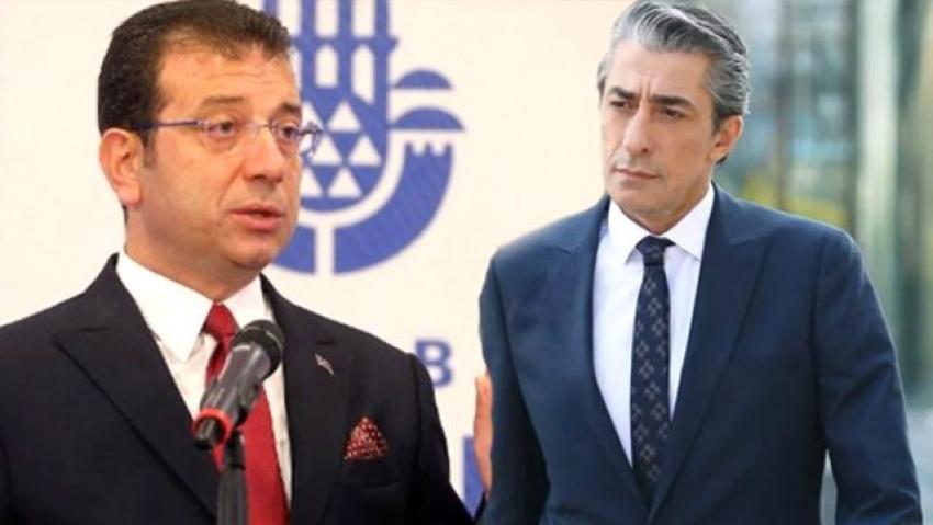 Erkan Petekkaya'dan  Ekrem İmamoğlu'na 'hakaret' açıklaması