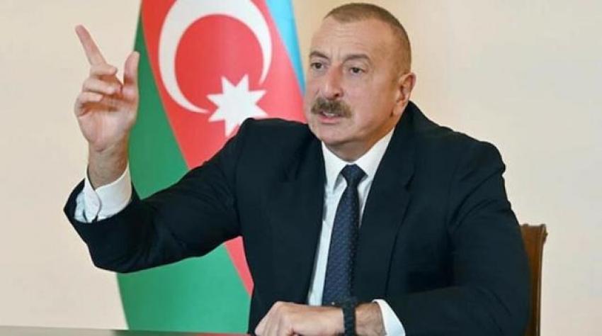 Aliyev: Bizi dinleselerdi bu duruma düşmezlerdi