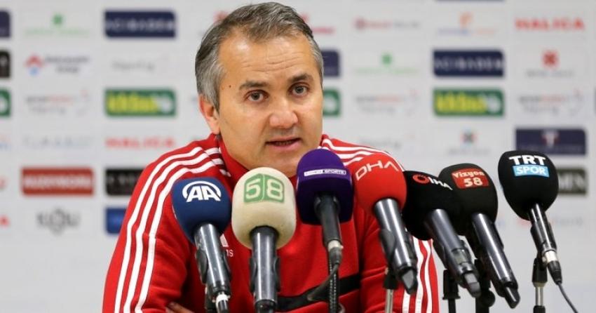 """Ersel Uzgur """"Son gol futbol şanssızlığı"""""""