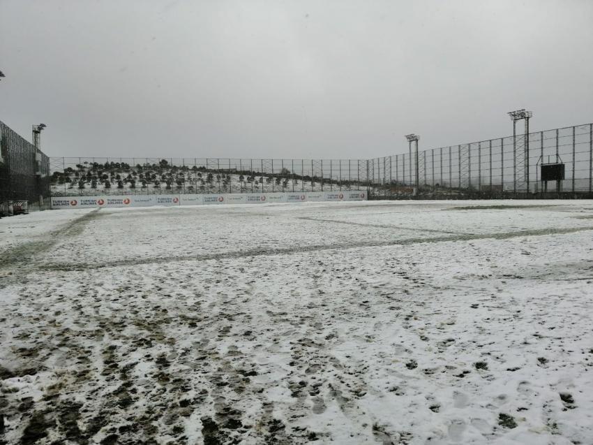 Bursaspor U21 maçı ertelendi!