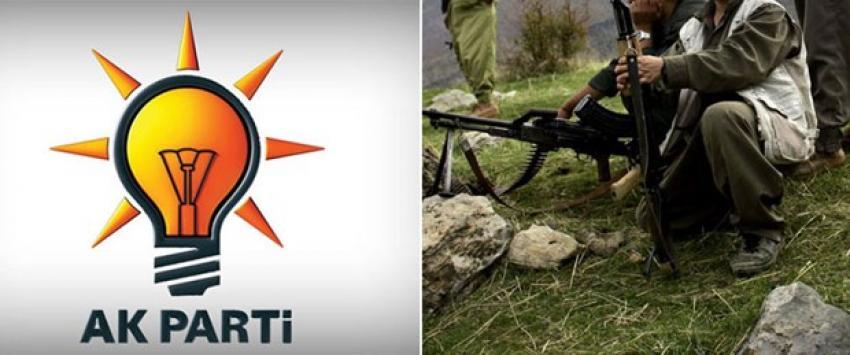 PKK'dan tehlikeli hareket