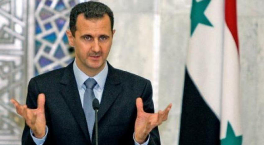 Esad,  İran'ı tebrik etti