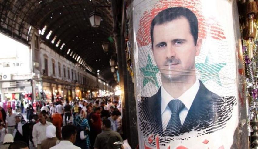 """""""Esad IŞİD'e yardım ediyor"""""""