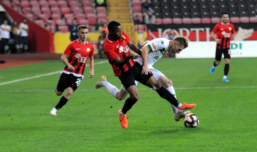 Eskişehirspor 0-2 Bursaspor