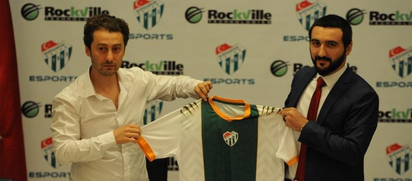 Bursaspor Kulübü Espor takımı kuruldu