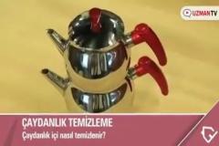 Evde çaydanlık nasıl parlatılır?