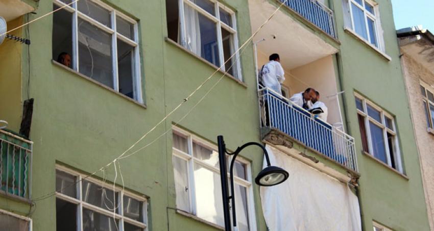 Apartmandan kötü kokular yayılınca...