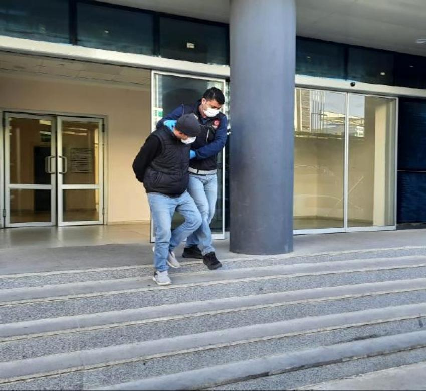 Bursa'da 10 kilo bonzai  ele geçirildi