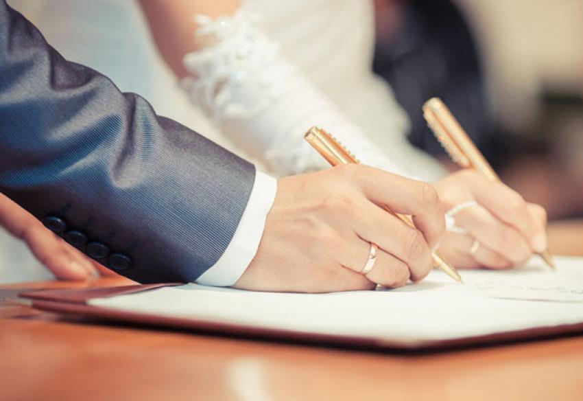 Evlilikte yeni trend