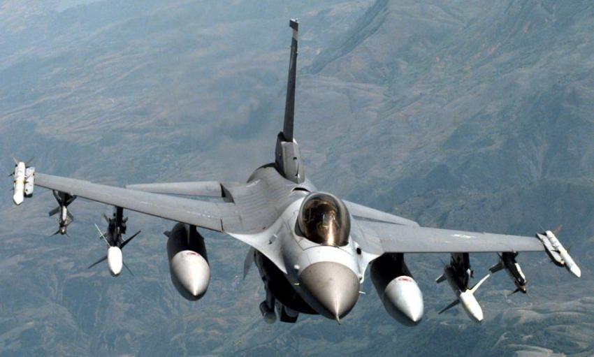 IŞİD'e karşı F-16 aldılar