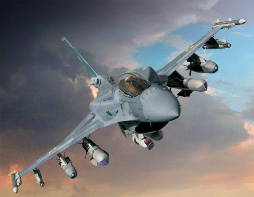 F-16'larda ilk 'Kill Mark'lar