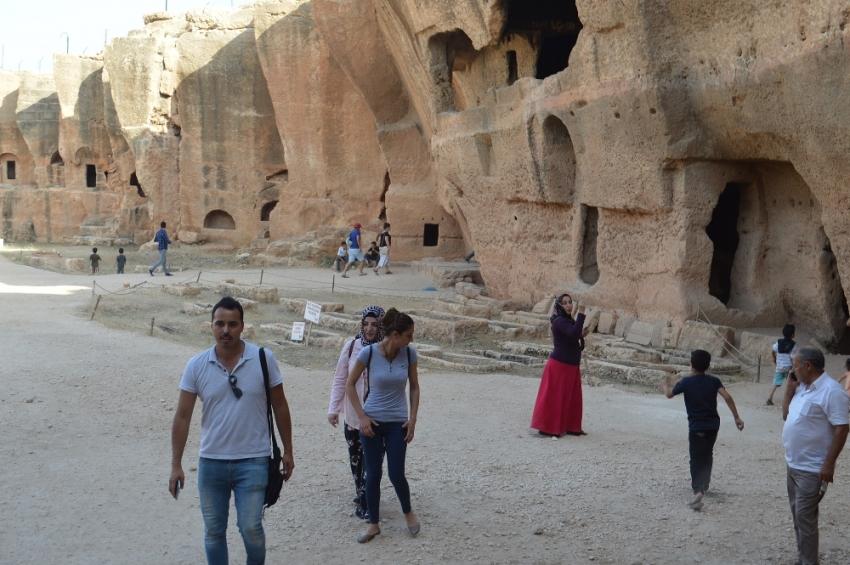 'Güneydoğu'nun Efes'ine ziyaretçi akını