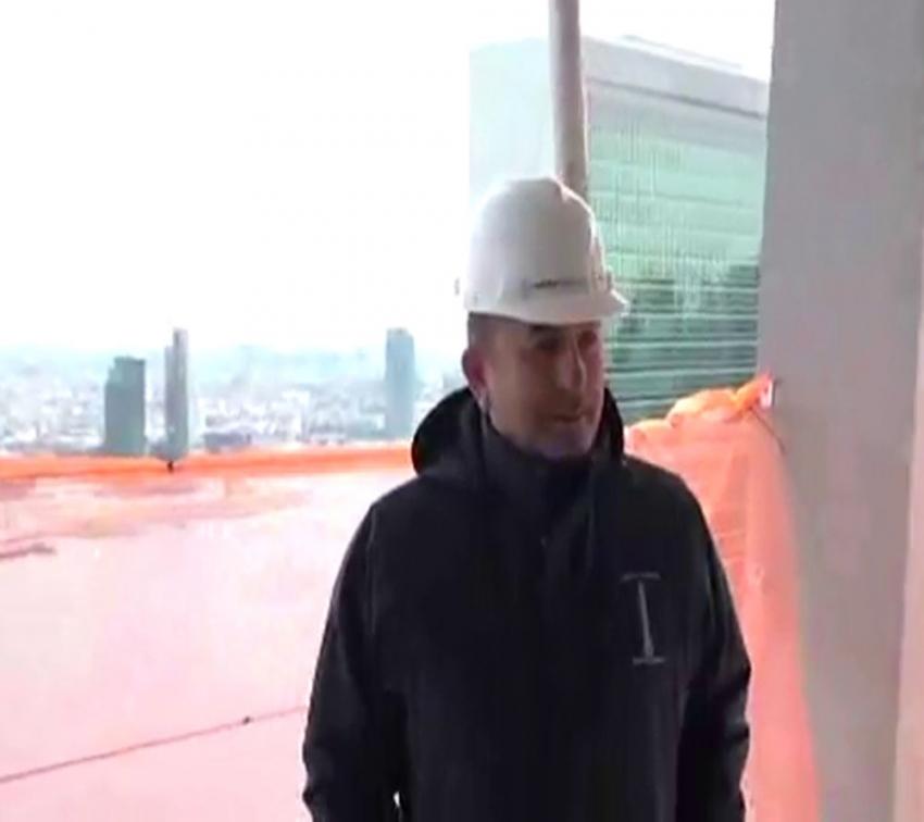 Bakan Çavuşoğlu New York'ta Türkevi binasını ziyaret etti