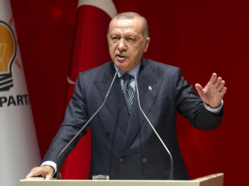 """Cumhurbaşkanı Erdoğan'dan """"yerel seçimlerde ittifak"""" açıklaması"""