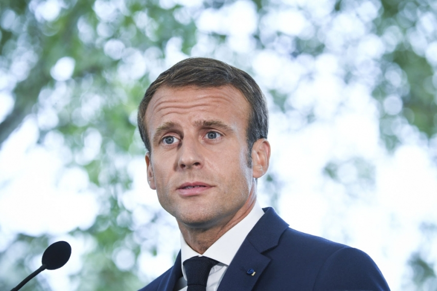 Fransa ordusuna katılan Harkilere onur nişanesi verdi