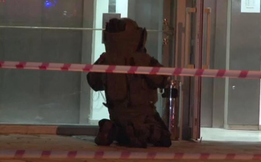 Vatan Caddesi'nde bomba paniği !