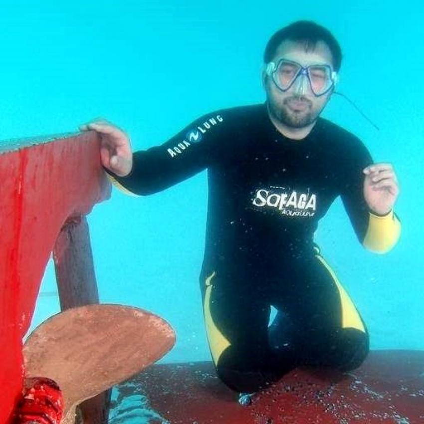 Antalya'da dalış faciası