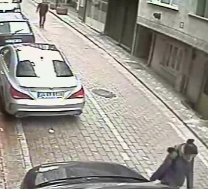 Genç kızı takip edip saldıran şüpeheli gözaltında