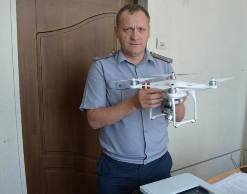 Rusya'da cezaevine drone'la cep telefonu sokmaya çalıştılar