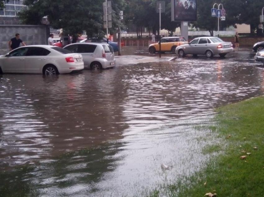 Rusya'nın güneyindeki yağışlar felakete yol açtı