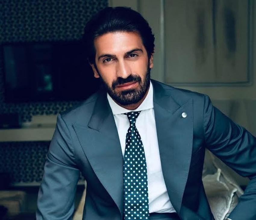 Ünlü İtalyan modacı Leonida Ferrarese Türkiye'de