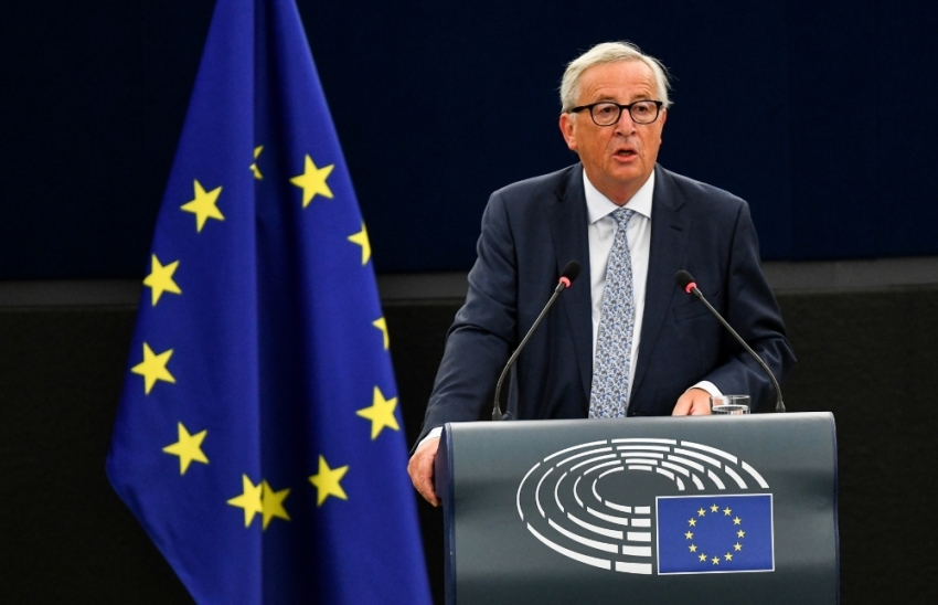 Avrupa Komisyonu Başkanı Juncker'den 'Brexit' açıklaması