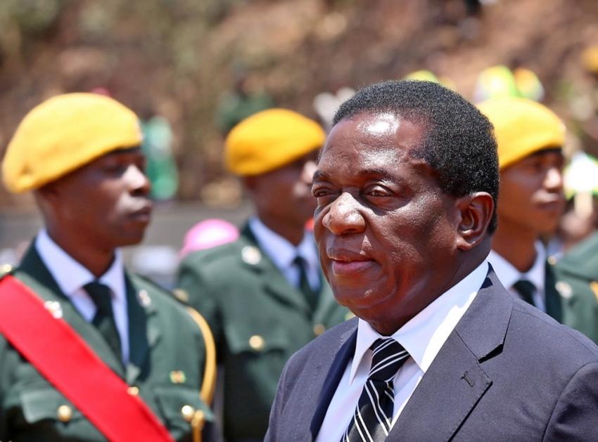 Zimbabve Devlet Başkan Yardımcısı görevden alındı