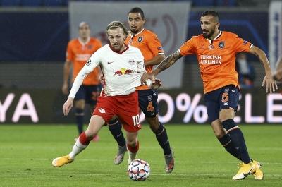 RB Leipzig 2-0 Medipol Başakşehir