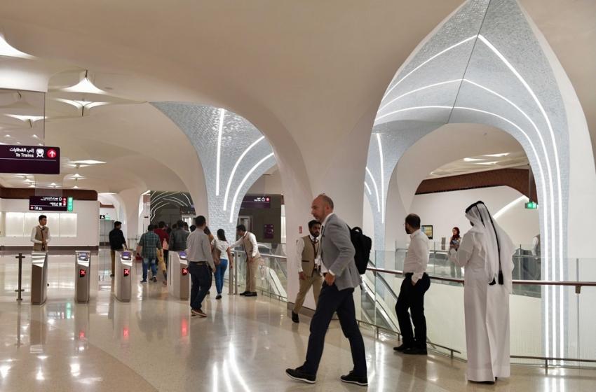 Katar'da 2022 FIFA Dünya Kupası hazırlıkları sürüyor
