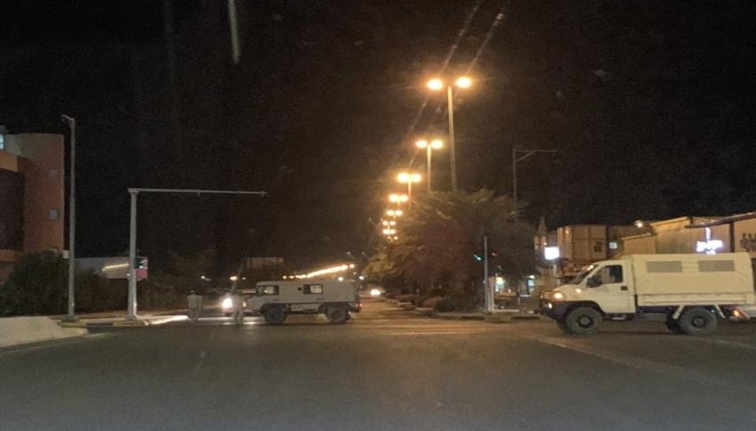 Suudi Arabistan'da sokağa çıkma yasağı başladı