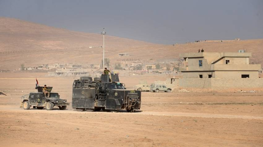 Musul'un batısı için operasyon başlatıldı