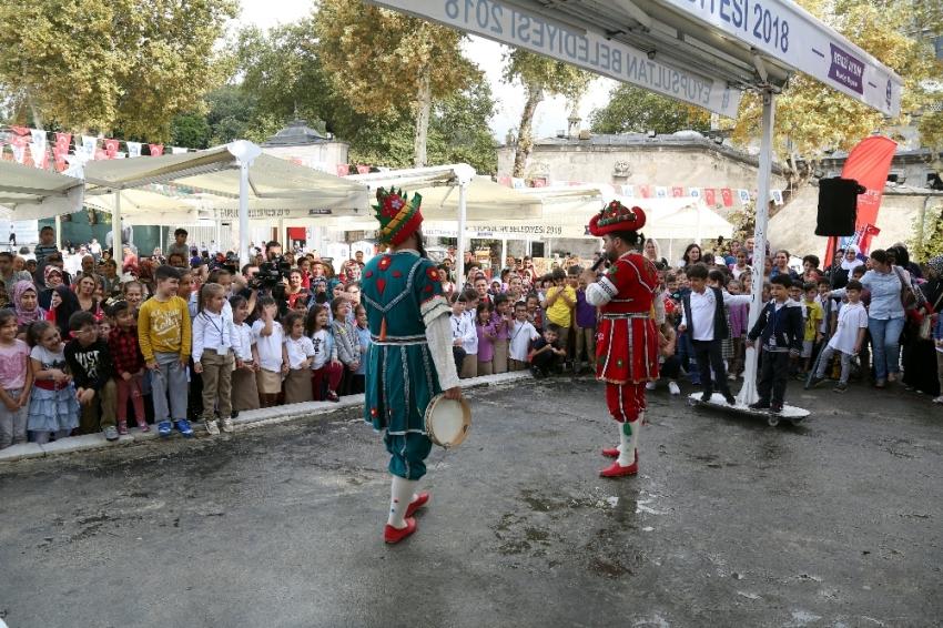 """Osmanlı'nın """"Amin Alayları"""" geleneği Eyüpsultan'da yaşatılıyor"""