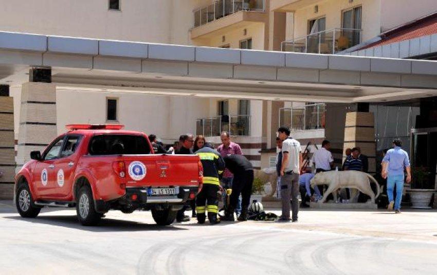 5 yıldızlı otelde zehirli gaz hastanelik etti