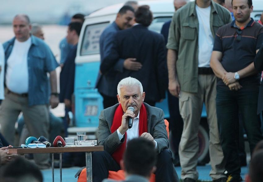 """Başbakan Yıldırım açıkladı: """"Ağır cezalar gelecek"""""""