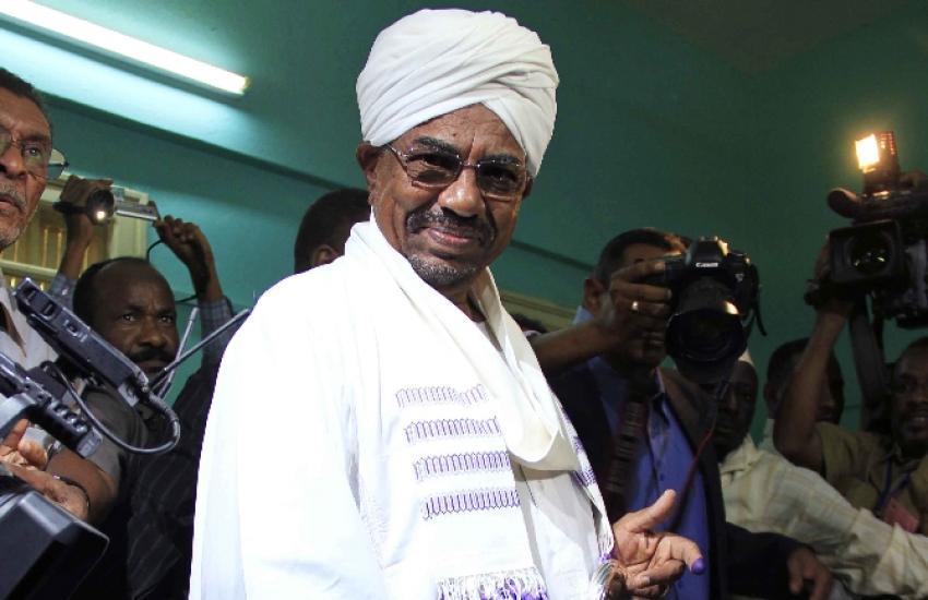 Sudan devlet başkanına çıkış yasağı