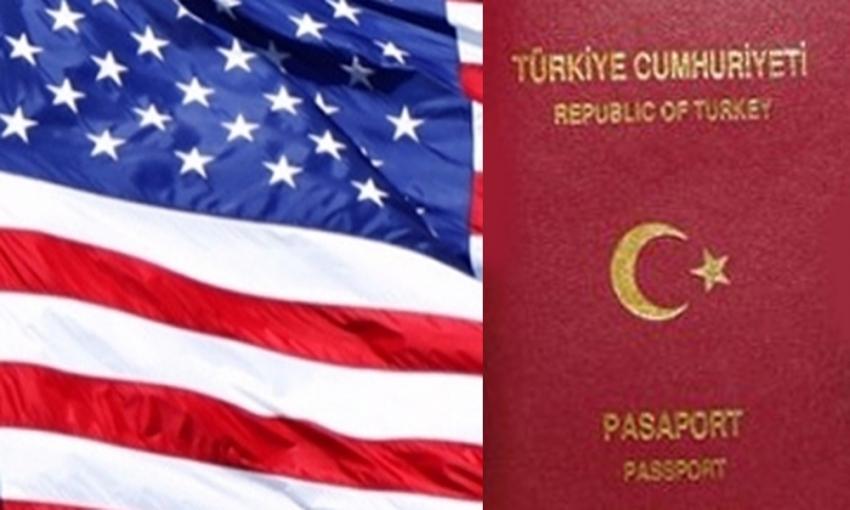 ABD ile vize krizi sona eriyor