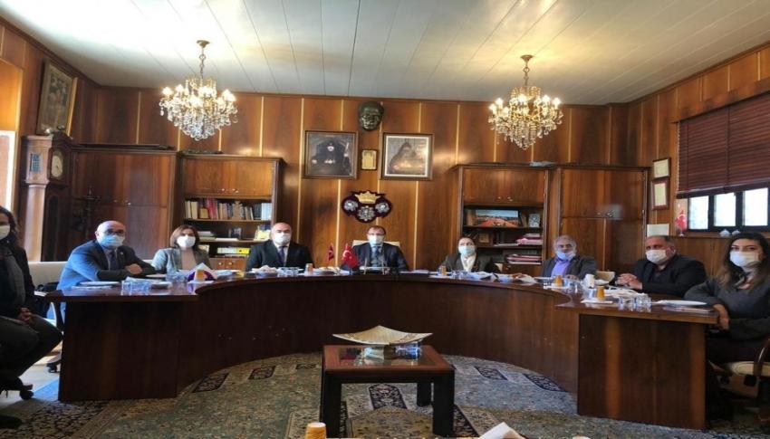 TBMM Komisyonundan Ermeni vatandaşlara ziyaret