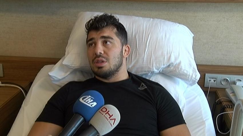 Milli güreşçi İldem'e saldırı soruşturmasında sıcak gelişme