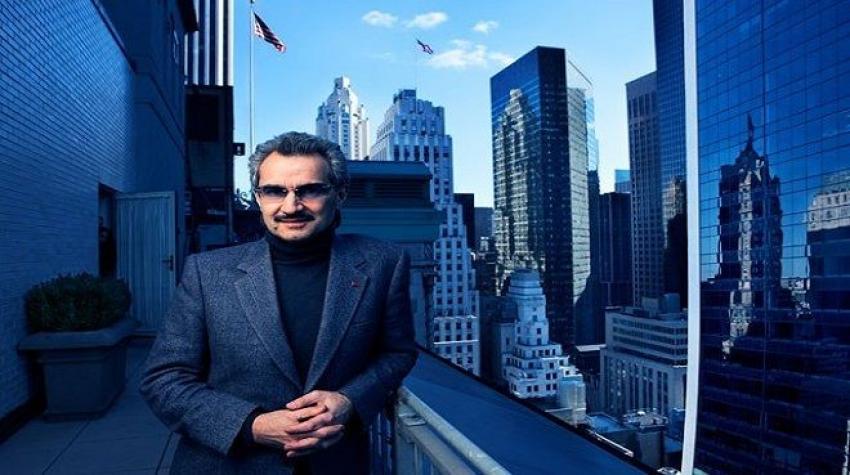 Suudi Prens servetini bağışlayacak