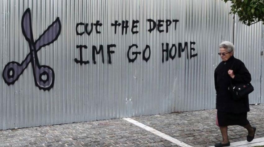 Yunanistan'a dev şok