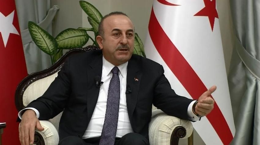 Çavuşoğlu Rum Kesimini eleştirdi