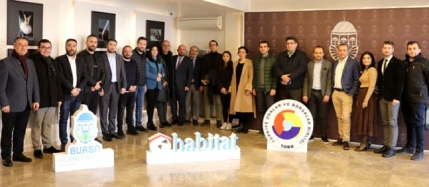 Facebook Bursa'da çalışmalar başladı