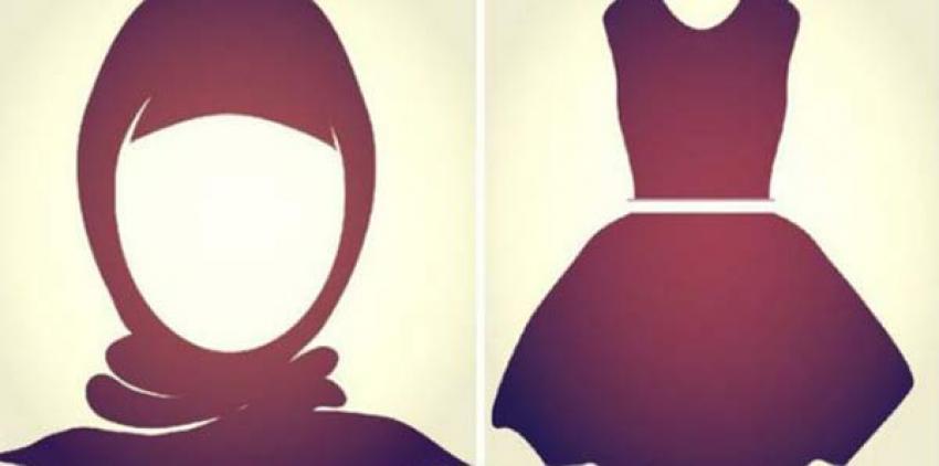 Facebook'ta tesettüre karşı mini etek kampanyası