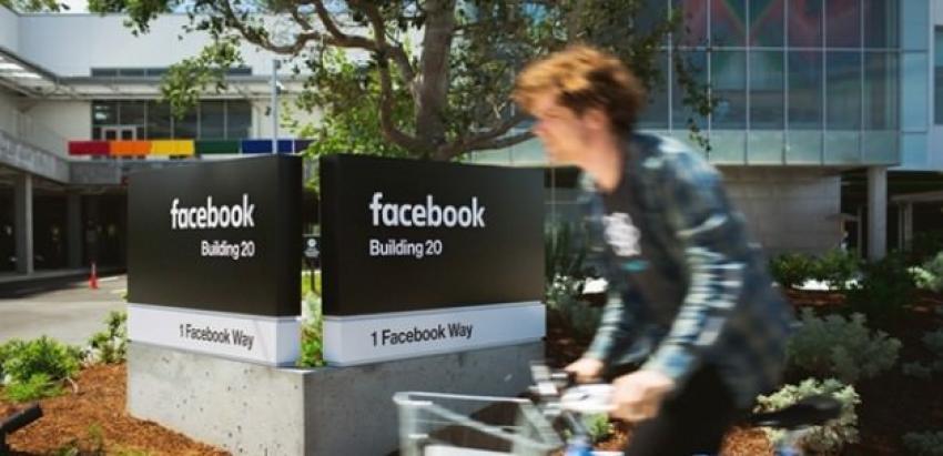 Facebook logosunu sessiz sedasız değiştirdi