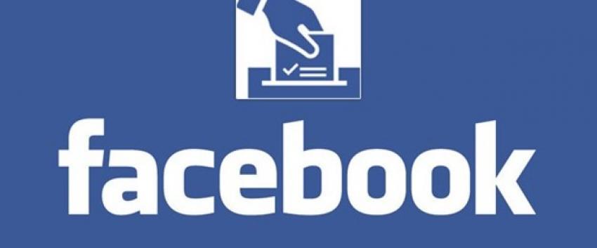 Facebook'un seçim özelliği büyük ilgi gördü