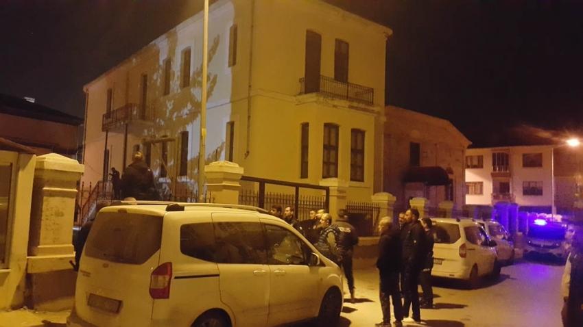 İtalyan Kilisesi'ne uyuşturucu operasyonu