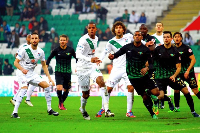 Bursaspor'un kadrosu belli oldu